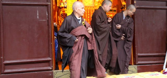 Święta Góra Wutai. Świątynie, mnisi i pielgrzymi