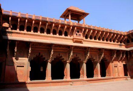 Agra – znowu Mogołowie