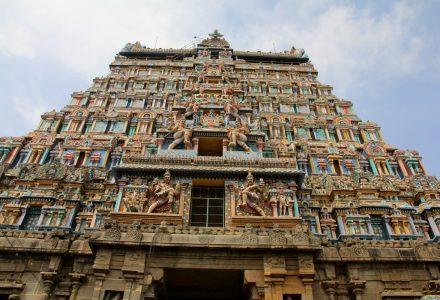 Chidambaram – świątynia Tańczącego Śiwy