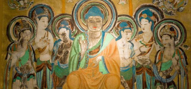 Dunghuang – arcydzieła sztuki Jedwabnego Szlaku