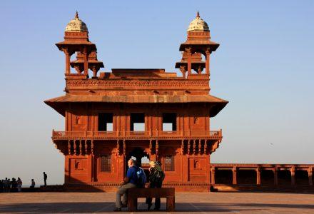 Fatehpur Sikri – opuszczona stolica Akbara