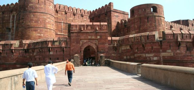Fort w Agrze – potęga i piękno