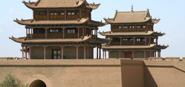 Jiayuguan – ostatni bastion Wielkiego Muru