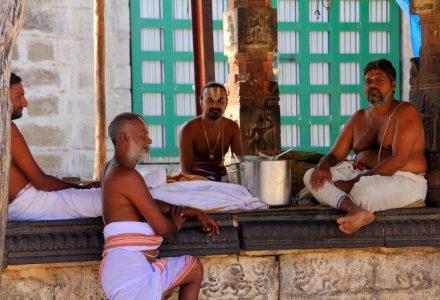 Kanchipuram – najświętsze miasto Południa