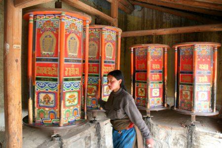 Labrang – ostoja Tybetańczyków