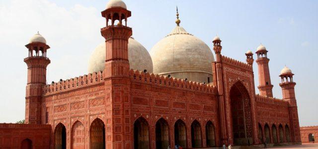 Lahore Wielkich Mogołów – Fort i Meczet Badshahi