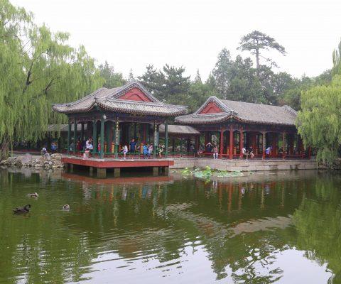 Letni Pałac w Pekinie – raj odbudowany