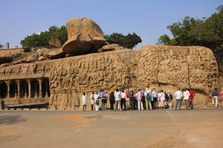 Mahabalipuram – arcydzieła wykute w skale