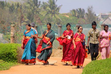 Mahabalipuram – rybacy, pielgrzymi, turyści i Marksiści…