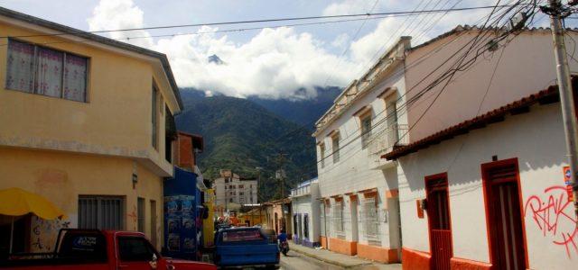 Merida – w samym środku Andów
