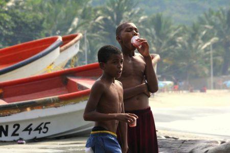 Morze Karaibskie i kakaowe miasteczka