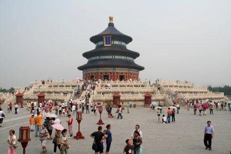 Pekin – dwie świątynie