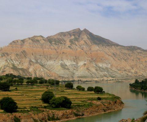 Przez Qinghai do Doliny Tongrenu