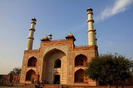 Sikandara – kosmiczny grobowiec Akbara