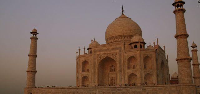Taj Mahal – piękno doskonałe