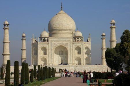 Taj Mahal czyli czy warto oglądać arcydzieło po raz czwarty?