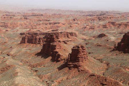 Wielki Kanion Pingshanhu. Grand Canyon – wersja chińska