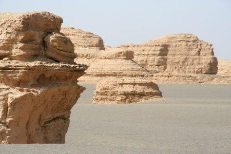 Yardang – dzieło pustyni i wiatrów