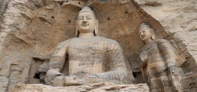 Yungang. Groty Tysiąca Buddów