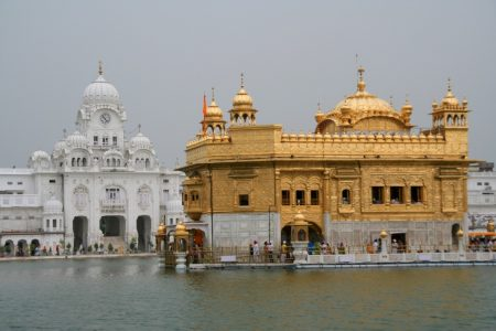 Złota Świątynia Sikhów w Amritsarze