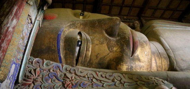 Zhangye. Na spotkanie z tajemniczym Cesarstwem Xia Xia