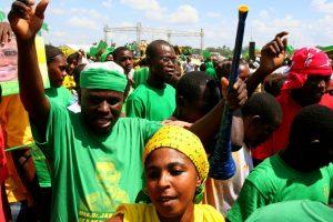 Dar Es Salaam – kontynuujemy wiecowo
