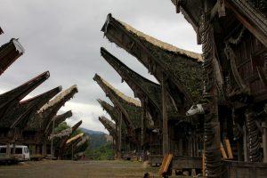 Tana Toraja – dzień I