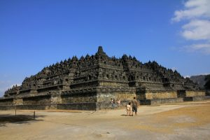Borobudur. Ku chwale Buddy