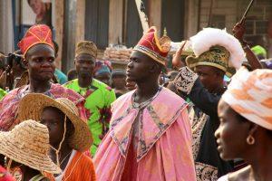 Święto Trzech Króli w Porto Novo