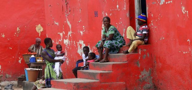 Cape Coast i Shama – niewolnicza przeszłość