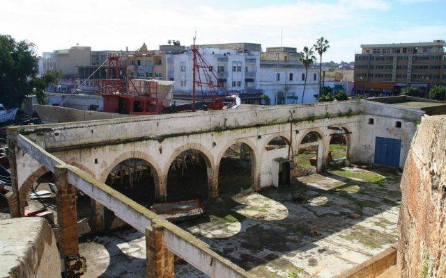 El Jadida – duch dawnego Mazaganu