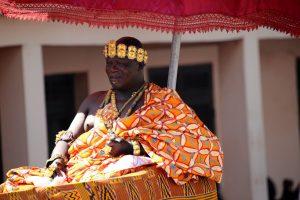 Elmina Bakatue – procesja Królów