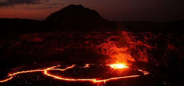 Erta Ale – podróż do wnętrza Ziemi