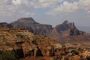 Gheralta – klasztory na szczytach skalnych ostańców