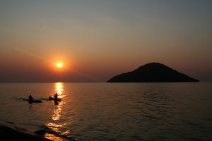 Jezioro Malawi. Monkey Bay i Nkhata Bay