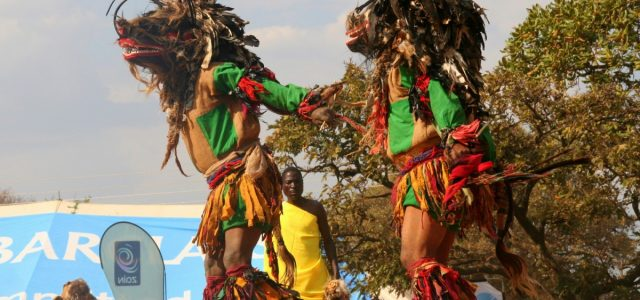 Kulamba. Święto plemienia Chewa
