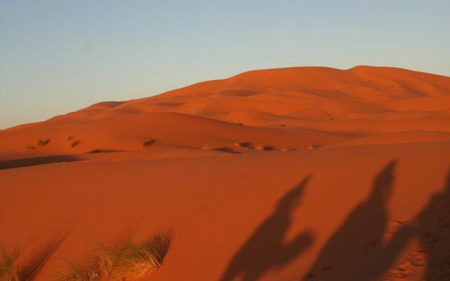 Merzouga. Na spotkanie z Saharą