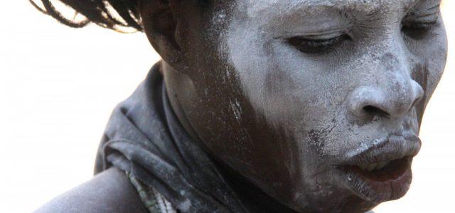 Obrzędy voodoo w Quidah