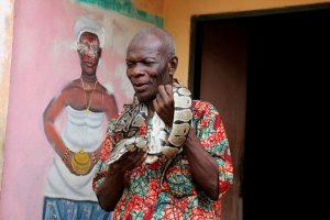 Ouidah – miasto voodoo