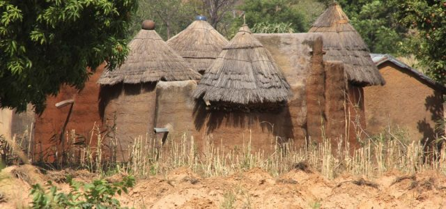 Tamberma – w kraju Tata Somba