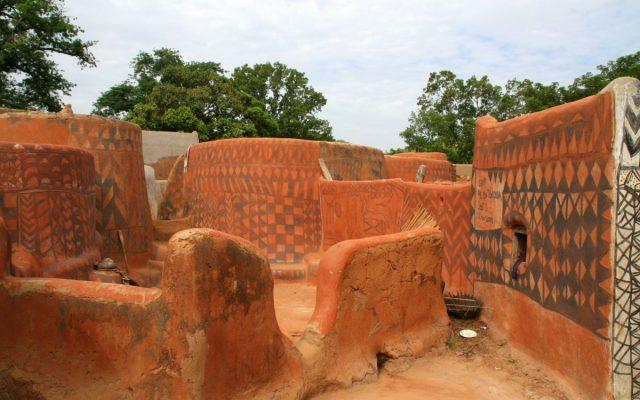 Tiebele – wieś plemienia Kassena