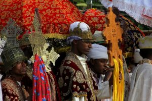 Timkat – najbardziej etiopskie z świąt