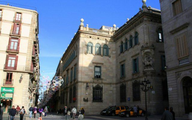 Zimowa Barcelona